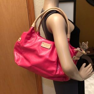 💘KATE SPADE PINK HOBO💘EXCELLENT CONDITION